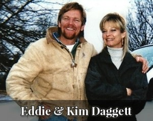 Owners Eddie and Kim