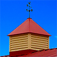 custom metal barn roof