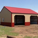 Post frame buildings and Pole barns in Tulsa, Oklahoma